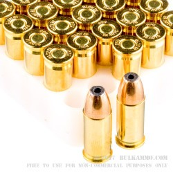 1000 Rounds of .32 ACP Ammo by Prvi Partizan - 71gr JHP