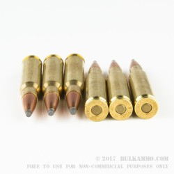 20 Rounds of .308 Win Ammo by Hornady - 150gr SPBT