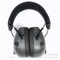 Champion Black Electronic Earmuffs