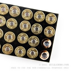 20 Rounds of .45 Long-Colt +P Ammo by ProGrade Ammunition - 300 gr JHP