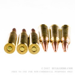20 Rounds of 6.5x55mm SE Ammo by Prvi Partizan - 139gr FMJ