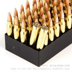 1000 Rounds of .223 Ammo by Fiocchi - 62gr FMJBT