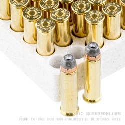50 Rounds of .357 Mag Ammo by Winchester - 110gr JHP