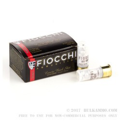 80 Rounds of 12ga High Velocity Ammo by Fiocchi -  00 Buck