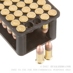 50 Rounds of .22 Short Ammo by Aguila - 29gr CPRN