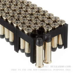 50 Rounds of .357 Mag Ammo by Sellier & Bellot - 158gr LFN