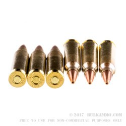 1000 Rounds of .223 Ammo by Prvi Partizan - 69gr HPBT Match