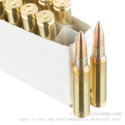 500  Rounds of .308 Win Match Ammo by Prvi Partizan - 175gr FMJBT