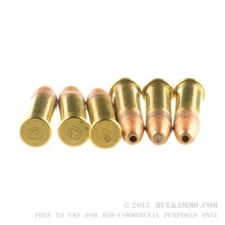 100 Rounds of .22 LR Ammo by CCI - 36gr CPHP