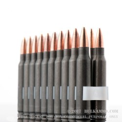 1000 Rounds of .223 Ammo by Tula - 55gr FMJ
