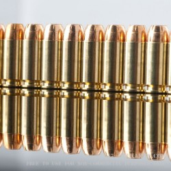 1000 Rounds of .40 S&W Ammo by Federal - 180gr JHP HST