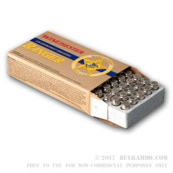 500  Rounds of .357 SIG Ammo by Winchester - 125gr JHP