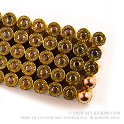 1000 Rounds of 9x18mm Makarov Ammo by GECO - 95gr FMJ