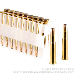 20 Rounds of .32 Win Spl Ammo by Federal Power-Shok - 170gr SP