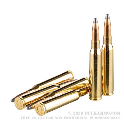20 Rounds of 6.5x57mm Mauser Ammo by Sellier & Bellot - 131gr SP