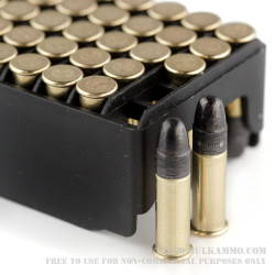 500 Rounds of .22 LR Ammo by SK Standard Plus - 40gr LRN