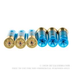 250 Rounds of 12ga Ammo by Fiocchi - 9 pellet 00 buckshot