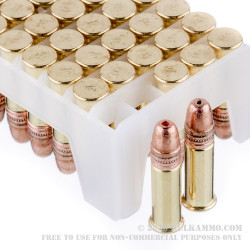 500 Rounds of .22 LR Ammo by Federal Game Shok - 38gr CPHP