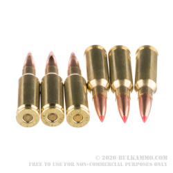 20 Rounds of 6.5mm Grendel Ammo by Hornady Match - 123gr A-MAX