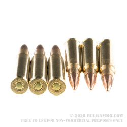 200 Rounds of 30-06 Springfield M1 Garand Ammo by Prvi Partizan - 150gr FMJ