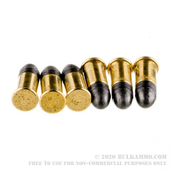 100 Rounds of .22 Short Ammo by CCI - 29gr LRN Subsonic
