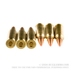 20 Rounds of 7mm-08 Ammo by Hornady - 139gr SST