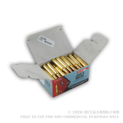 50 Rounds of .223 Ammo by Aguila - 55gr FMJ