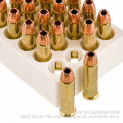 20 Rounds of .357 Mag Ammo by Magtech - 95gr SCHP