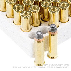 500 Rounds of .357 Mag Ammo by Winchester - 110gr JHP
