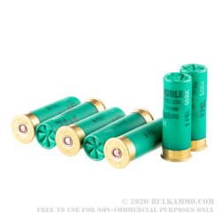 250 Rounds of 12ga Ammo by Remington Disintegrator Lead Free Frangible Reduced Recoil - 00 buckshot