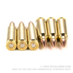 20 Rounds of .223 Ammo by Armscor - 55gr FMJ