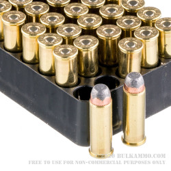 50 Rounds of .44 Mag Ammo by Remington HTP - 240gr SP
