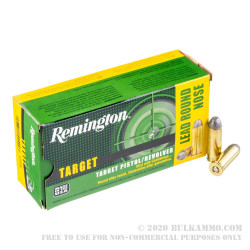 500  Rounds of .45 Long-Colt Ammo by Remington - 250gr LRN