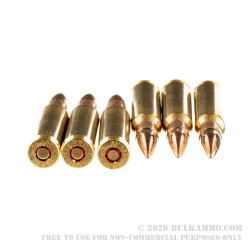 20 Rounds of 7.62x51mm Ammo by Sellier & Bellot - 147gr FMJ