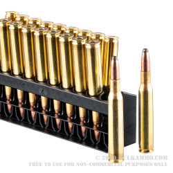 200 Rounds of .270 Win Ammo by Remington - 150gr SP