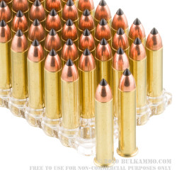 2000 Rounds of .22 WMR Ammo by CCI - 30gr V-MAX