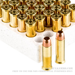 500 Rounds of .38 Special Ammo by Winchester USA - 130gr FMJ
