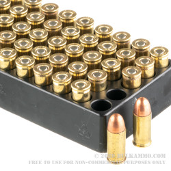 50 Rounds of .32 ACP Ammo by Remington - 71gr MC