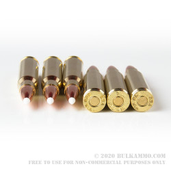 20 Rounds of .308 Win Ammo by Silver State Armory - 165gr Nosler Accubond