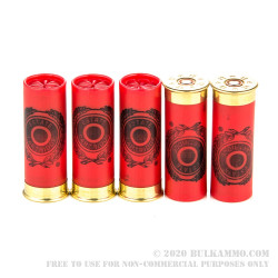 25 Rounds of 12ga Ammo by Estate Cartridge - 1 1/8 ounce #8 shot