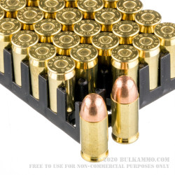 250 Rounds of .45 ACP Ammo by Magtech - 230gr FMJ