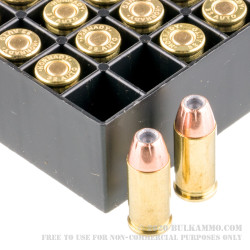 25 Rounds of .32 ACP Ammo by Hornady Custom - 60gr XTP JHP