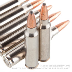 500 Rounds of .223 Ammo by Speer Gold Dot LE - 55gr SP