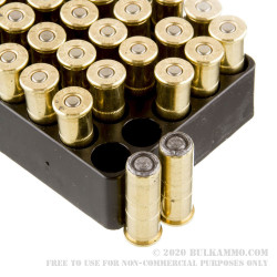 500 Rounds of .38 Spl Ammo by Remington Target - 148gr Lead Wadcutter