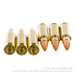 20 Rounds of .308 Win Ammo by Nosler Ammunition - 175gr HPBT