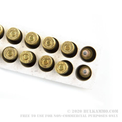 200 Rounds of .223 Ammo by Winchester Ranger - 55gr PSP
