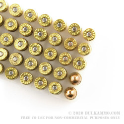 1000 Rounds of .45 GAP Ammo by Federal - 230gr FMJ