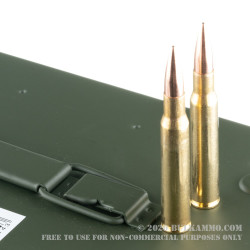 500 Rounds of 30-06 Springfield Ammo (M1 Garand) by Prvi Partizan - 150gr FMJ