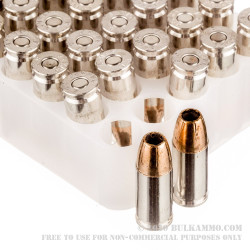 50 Rounds of 9mm + P Ammo by Federal Premium Tactical - 124gr HST JHP