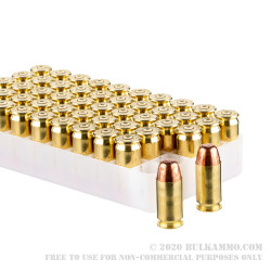 1000 Rounds of .45 ACP Ammo by Speer - 230gr TMJ